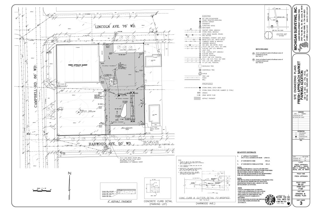 23 wonderful residential site plan examples home for How to make a plot plan